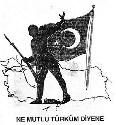 Figure 5 - « Quel bonheur de pouvoir dire 'Je suis turc' !