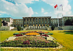 Turkey's Great National Assembly